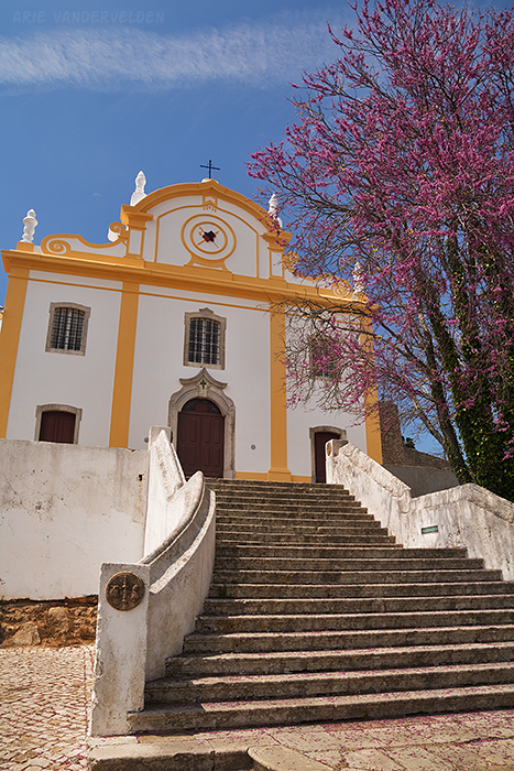 Church, Santiago do Cacém.