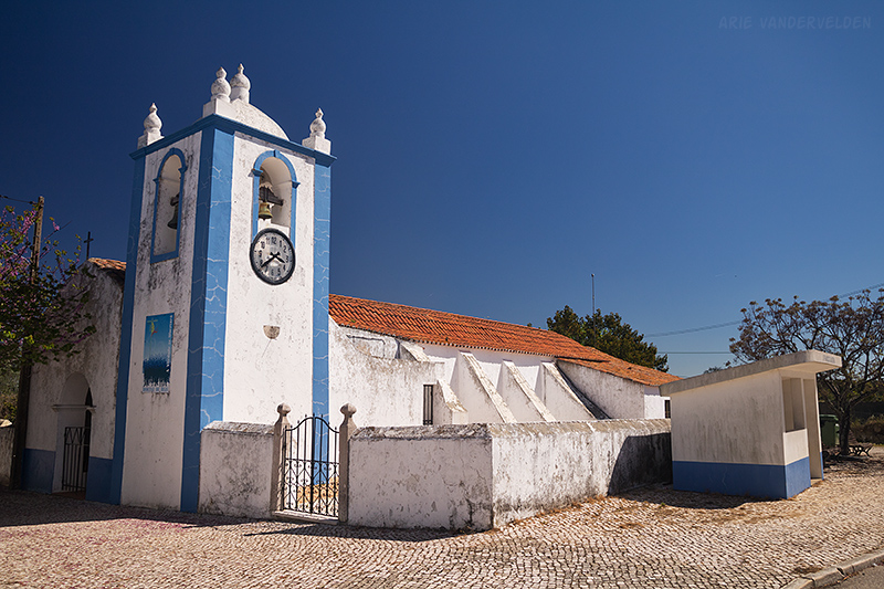 Church, São Francisco da Serra.