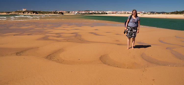 Portuguese beaches: Vila Nova de Milfontes