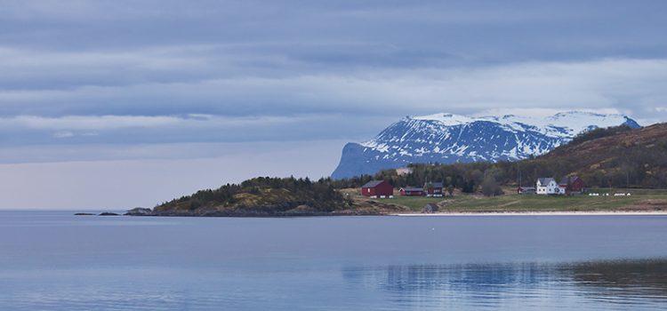 Car touring northern Norway: Tromsø