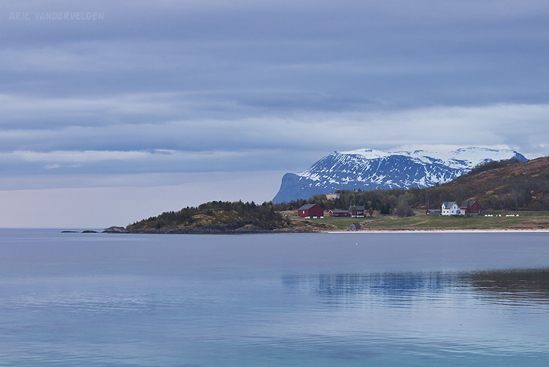 Norwegian scenery.