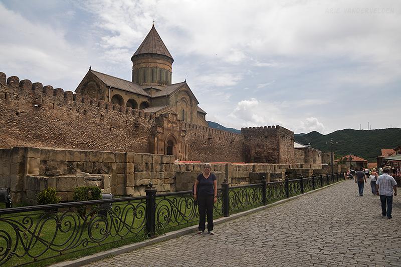 Svetitskhoveli Cathedral.