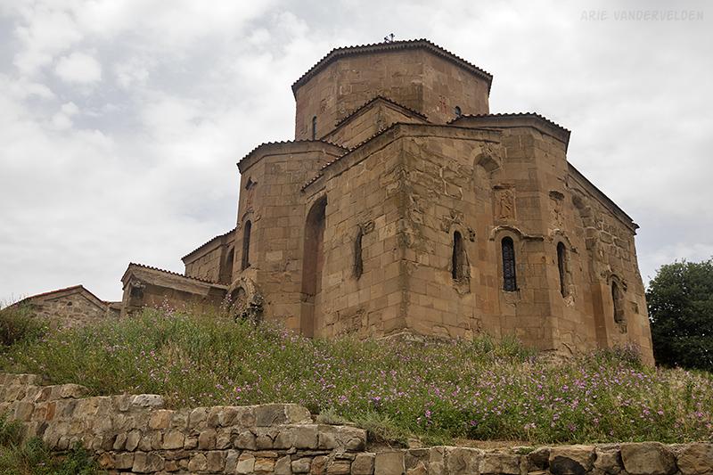 Jvari monastery.