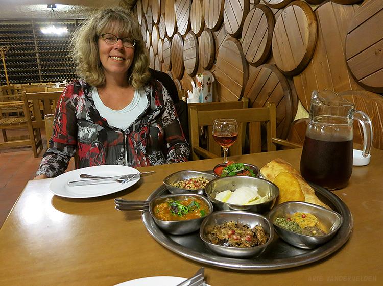 Georgian food and wine - see separate blog post.