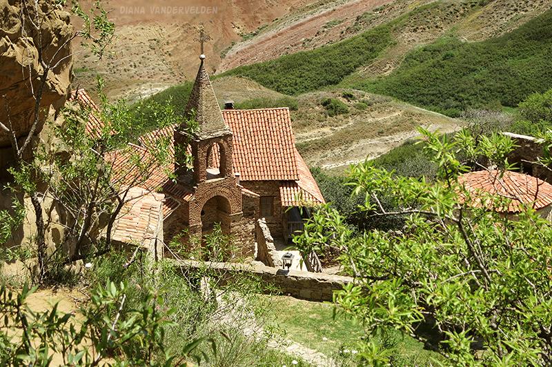 Davit-Gareja Monastery.