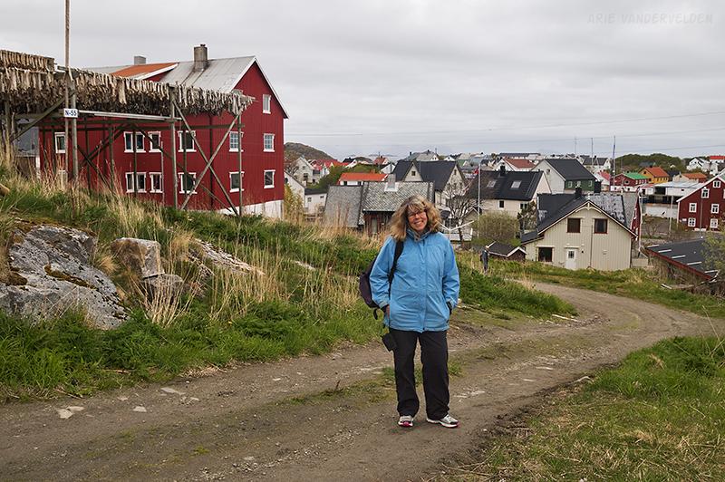 Fishermen's houses, Henningsvær.