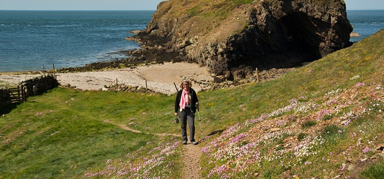 Hiking Isle of Anglesey: Holyhead to Cemaes