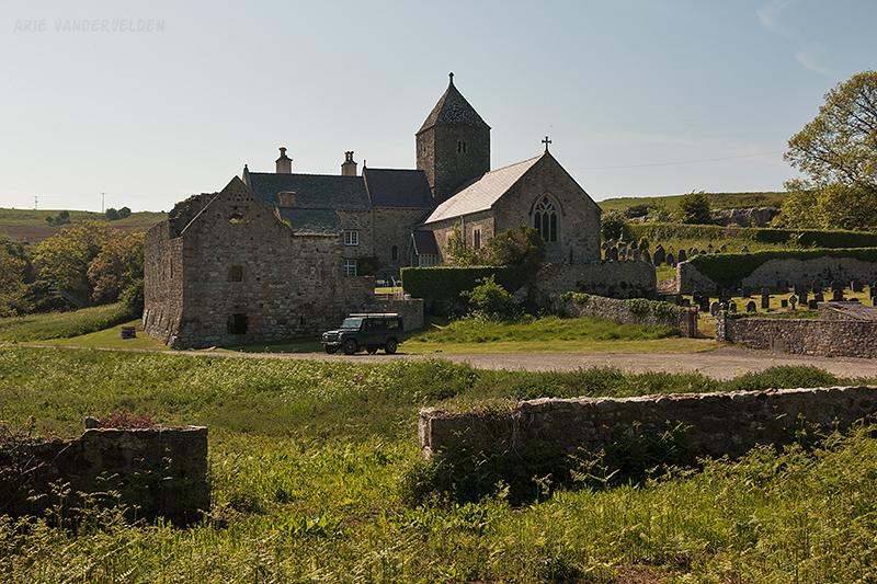 Penmon Priory.