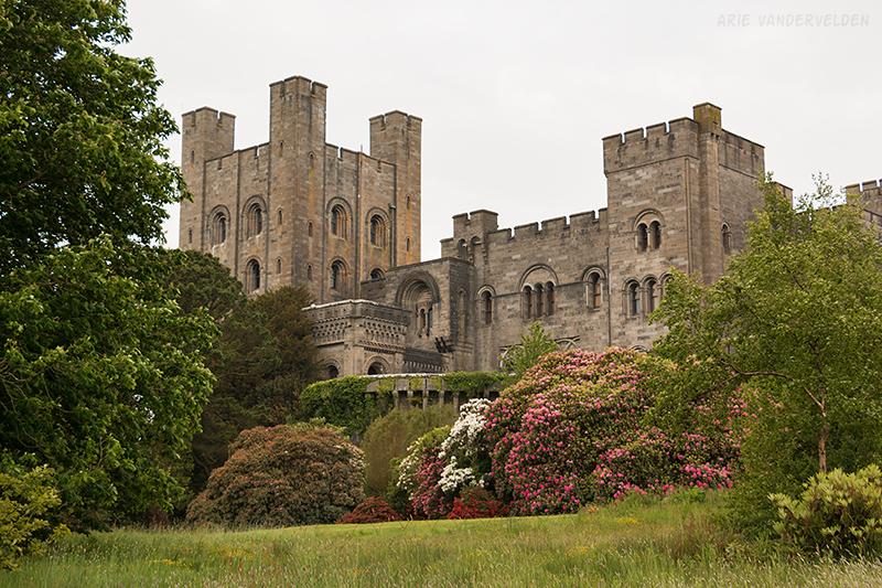 Penrhyn Castle.