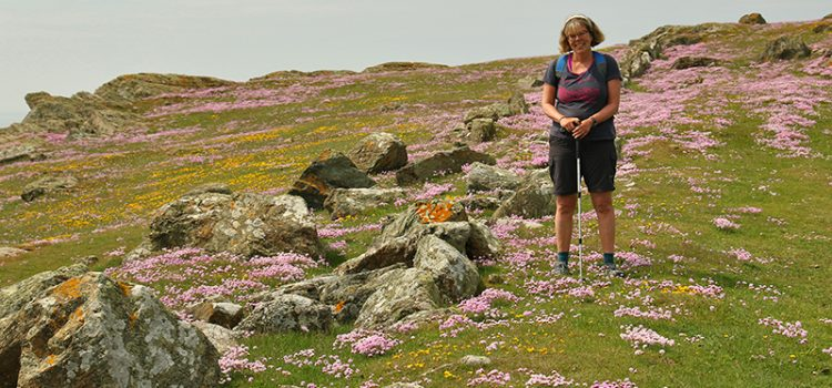 Hiking Isle of Anglesey:  Aberffraw to Holyhead