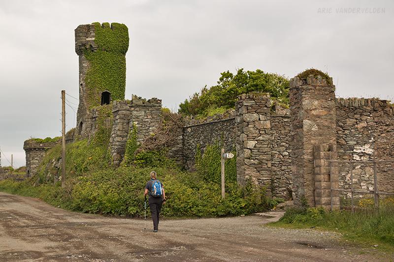 Fake castle.