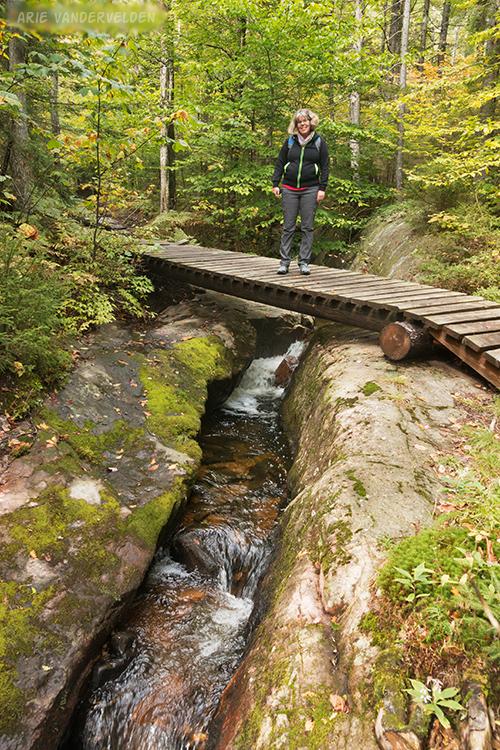 Johannsen trail.