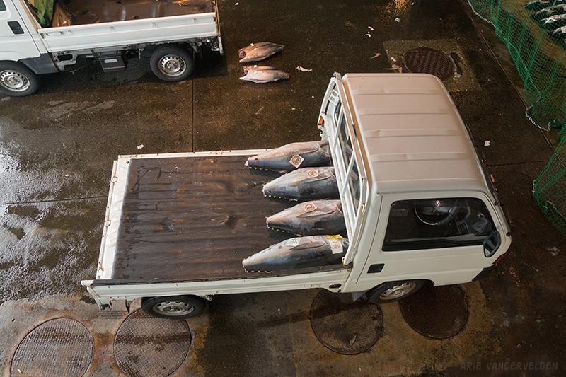 Tuna truck.
