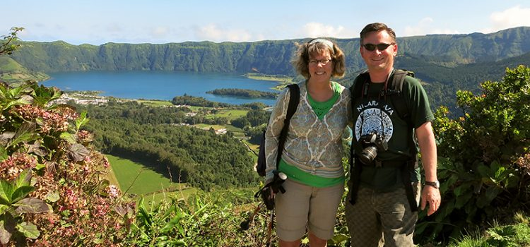 Hiking on São Miguel, Azores, part 2